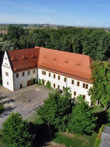 Renaissanceschloß erbaut um 1540