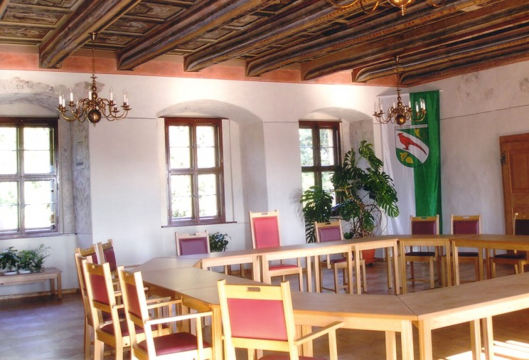 Rats-und-Bürgersaal
